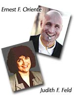 Ernest F. Oriente and Judith F. Feld of Coaching Success TeleForums